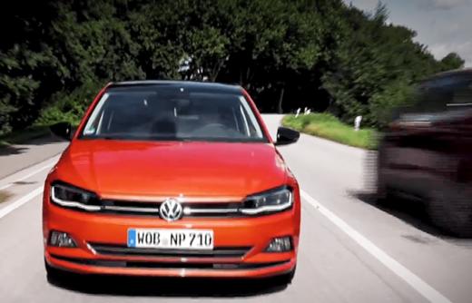 VW Polo 6. Generation
