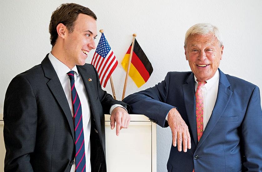 Gerd und Max Kichniawy, gatc LP