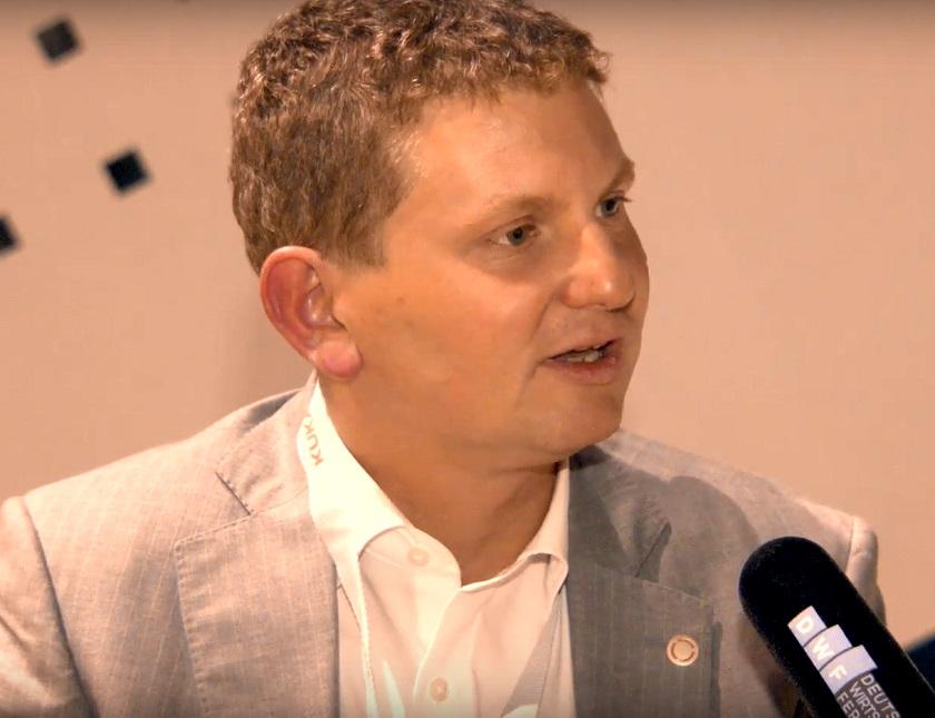 Andreas Bauer, KUKA, über Influencer-Marketing in B2B